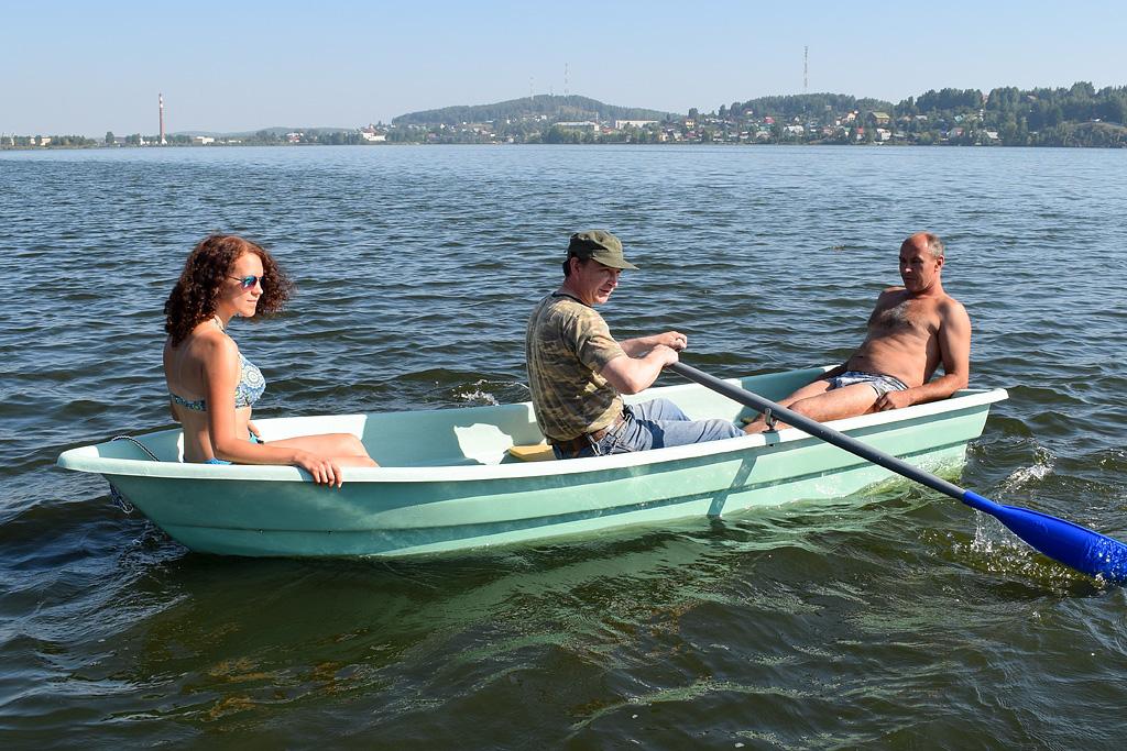 лодка туманность  2 на ростове