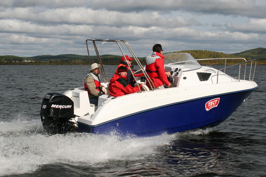 купить пластиковые катера и лодки российского производства