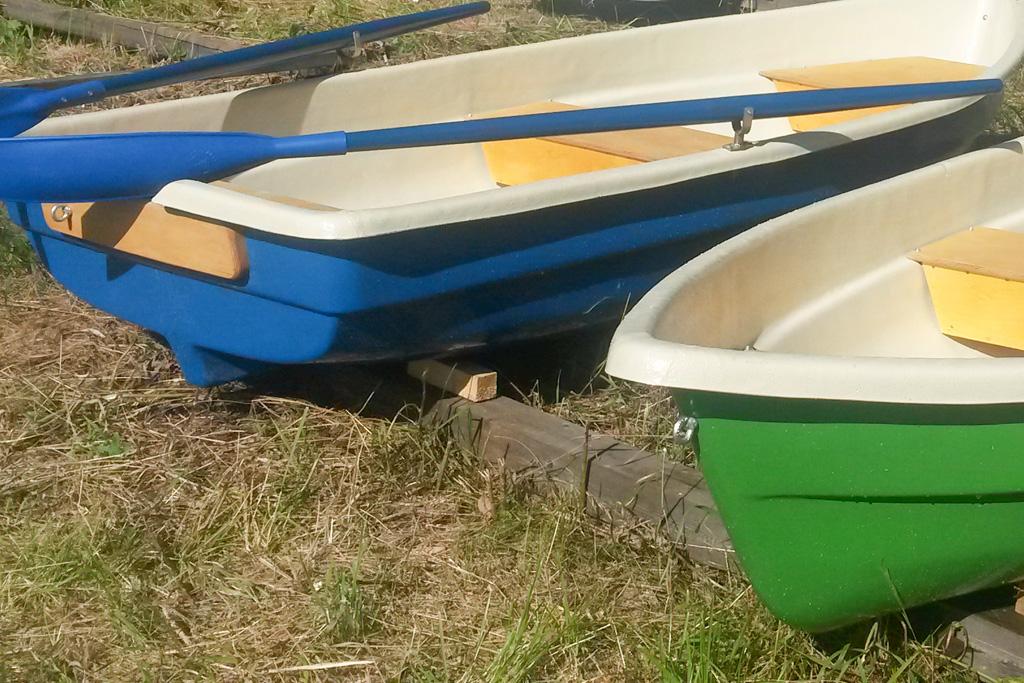 лодки из стеклопластика используются в