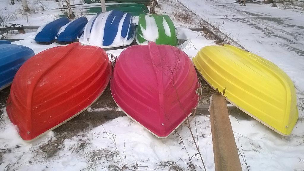 лодка прокатная