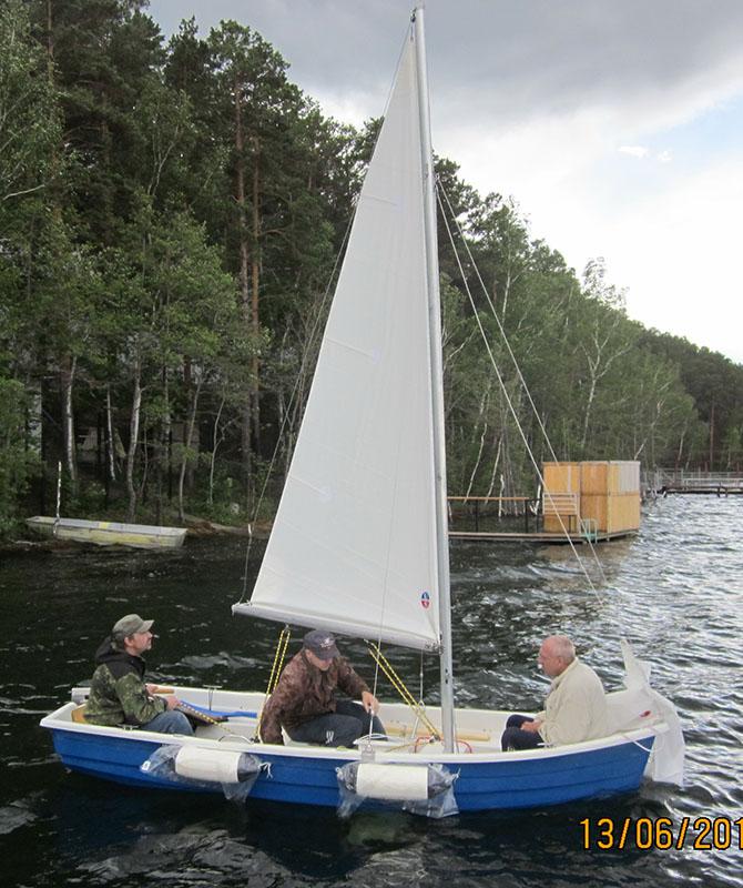 лодки пвх ооо парус